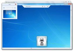 Windows-live-sync-bureau-distant