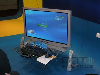 Windows media center mce 2005
