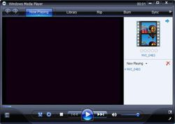 Windows Media Player Plugin screen2