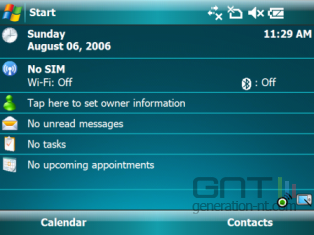 Windows mobile 6 0 2007 screenshots