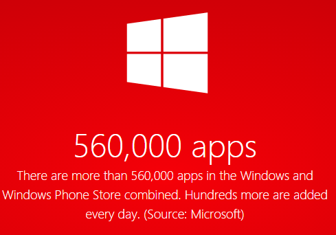 Windows-Phone-Store-applications