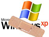 Windows XP patch pansement