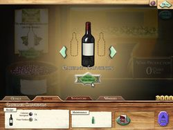 Winemaker Tycoon screen 2