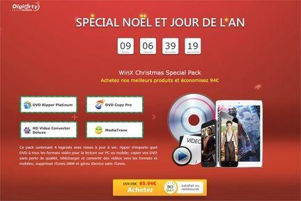 WiNX promo Noel