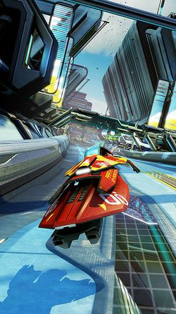 WipEout HD Fury - 6