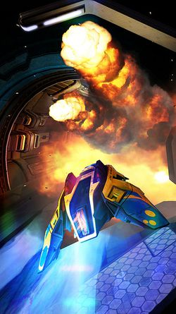 WipEout HD Fury - 7