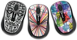 Wireless Mobile Mouse 3500 Studio Series - Artist Edition 1