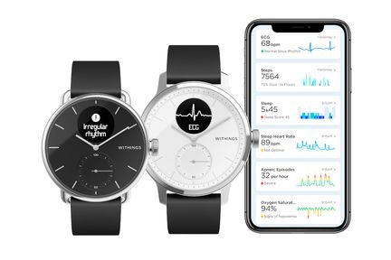 Withings-ScanWatch-application