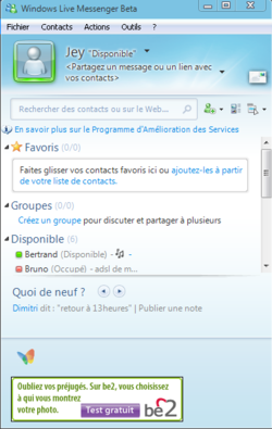 WL_Messenger_2009_beta
