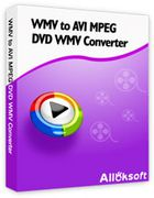 Allok WMV to AVI MPEG DVD WMV Converter : convertir facilement vos fichiers WMV