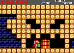 Wonder Boy III : The Dragon Trap - 1