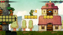 Wonder Boy The Dragon Trap remake - 1