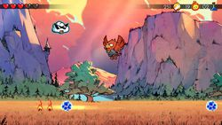 Wonder Boy The Dragon Trap remake - 2