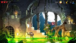 Wonder Boy The Dragon Trap remake - 4