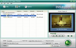 Wondershare DVD Ripper Platinum screen 1