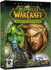 World of warcraft burning crusade boite small