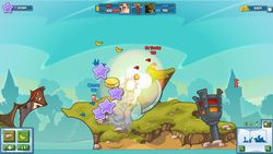 Worms Facebook - 2