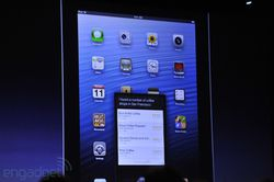 WWDC Apple iOS 6 Siri iPad