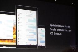 WWDC iMessage iOS 11