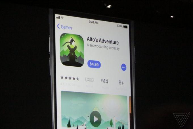 WWDC iOS 11 App Store 02