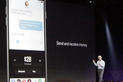 WWDC iOS 11 Apple Pay