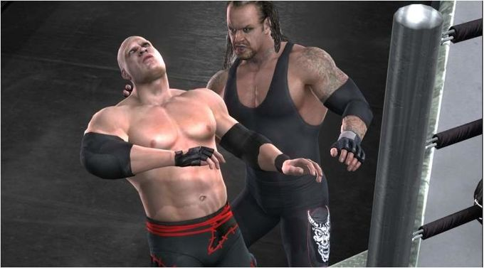 WWE Smackdown VS Raw 2008 - Image 1