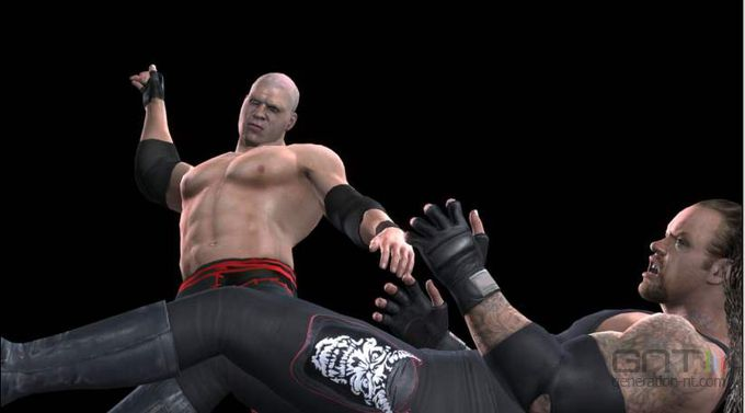 WWE Smackdown VS Raw 2008 - Image 2