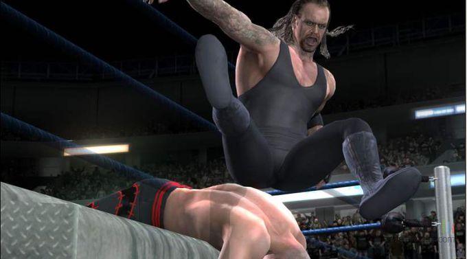 WWE Smackdown VS Raw 2008 - Image 3