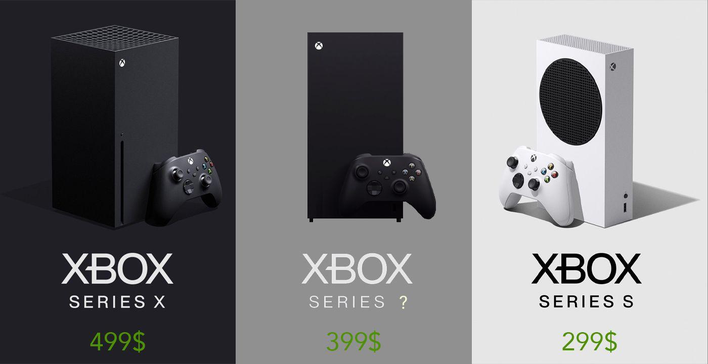 Microsoft : vers une troisième Xbox Series V ?