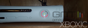 Xbox 360 red light