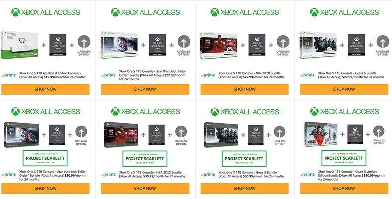 Xbox All Access : les Xbox Series X et S en abonnement chez Micromania et FNAC