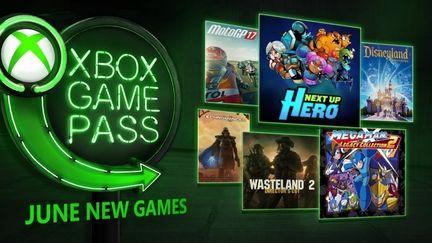 Xbox Game Pass Juin 2018