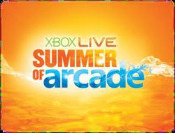 Xbox Live summer of arcade