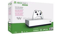 Xbox One S all digital 2