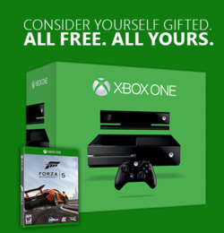 Xbox One bundle Forza 5