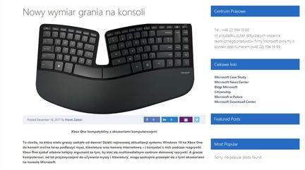 Xbox One clavier souris