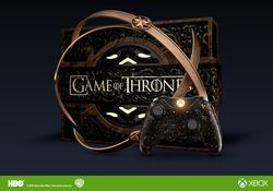 Xbox One Edition Game of Thrones - 2