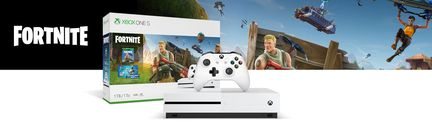 Xbox One S Eon fortnite