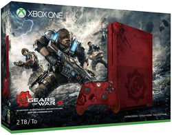 Xbox One S - Gears of War 4 - 4