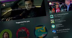 Xbox One nouvelle interface 2