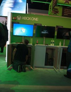 Xbox One Windows 7 Nvidia