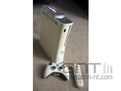 Xbox360 and remote small