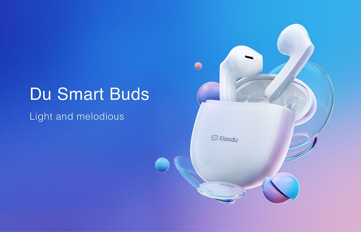 Xiaodu Du Smart Buds 2