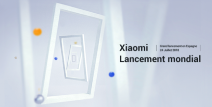 Xiaomi 24 juillet