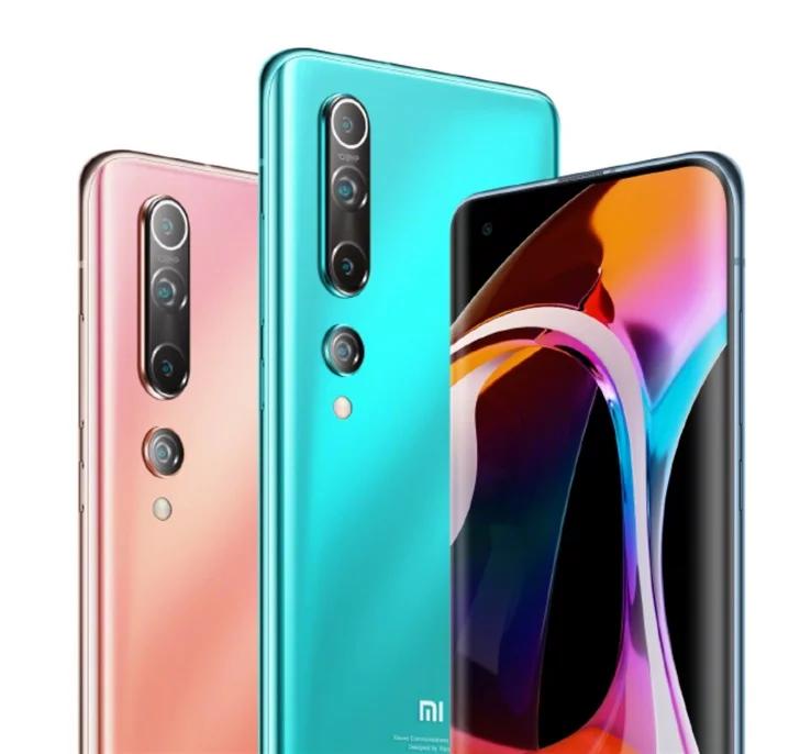 Xiaomi Mi 10 Pro : le smartphone en tête du classement AnTuTu en février