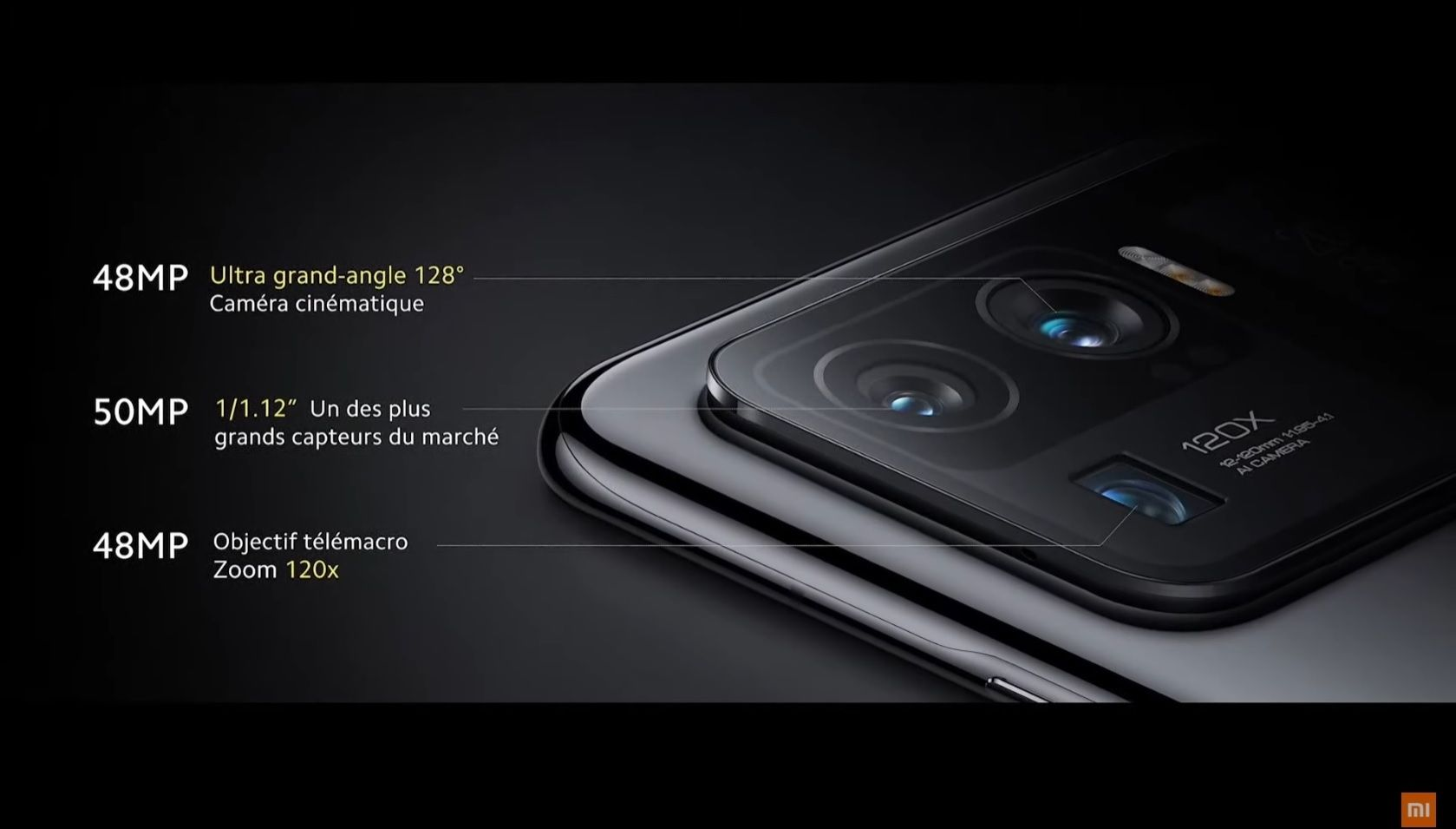 Xiaomi Mi 11 Ultra photo