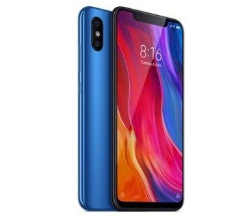 Xiaomi Mi 8 bleu