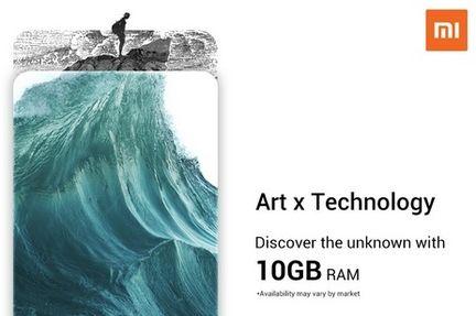 Xiaomi Mi Mix 3 vignette