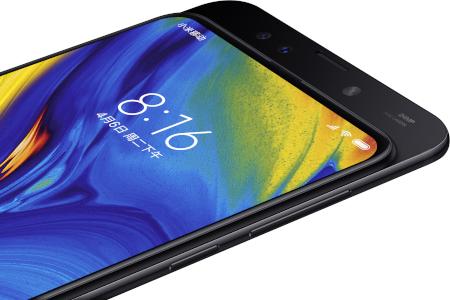 Xiaomi officialise le Mi Mix 3 avec écran coulissant et jusqu'à 10 Go de RAM
