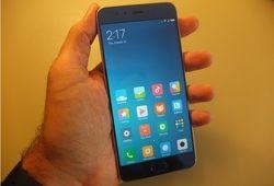 Xiaomi Mi Note 3 accueil 02